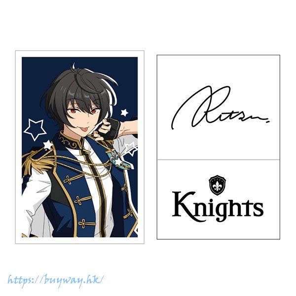 合奏明星 「朔間凛月」簽名貼紙 Live Body Sticker 22. Ritsu Sakuma【Ensemble Stars!】