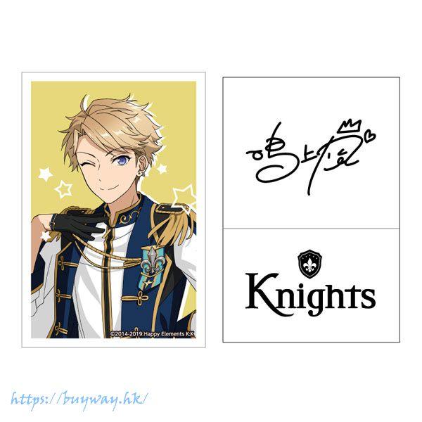 合奏明星 「鳴上嵐」簽名貼紙 Live Body Sticker 23. Arashi Narukami【Ensemble Stars!】