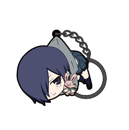 東京喰種 「霧嶋董香」吊起匙扣 (3 Pieces) Key Chain Kirishima Toka【Tokyo Ghoul】