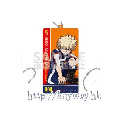 我的英雄學院 「爆豪勝己」體育服 亞克力匙扣 Acrylic Keychain B Katsuki Bakugo【My Hero Academia】