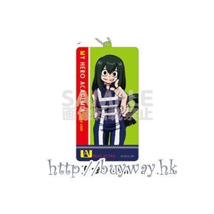 我的英雄學院 「蛙吹梅雨」體育服 亞克力匙扣 Acrylic Keychain F Tsuyu Asui【My Hero Academia】