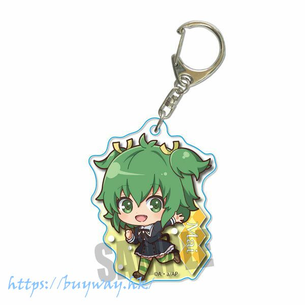 Assault Lily 「吉村」走著 亞克力匙扣 Tekutoko Acrylic Key Chain Yoshimura Thi Mai【Assault Lily】