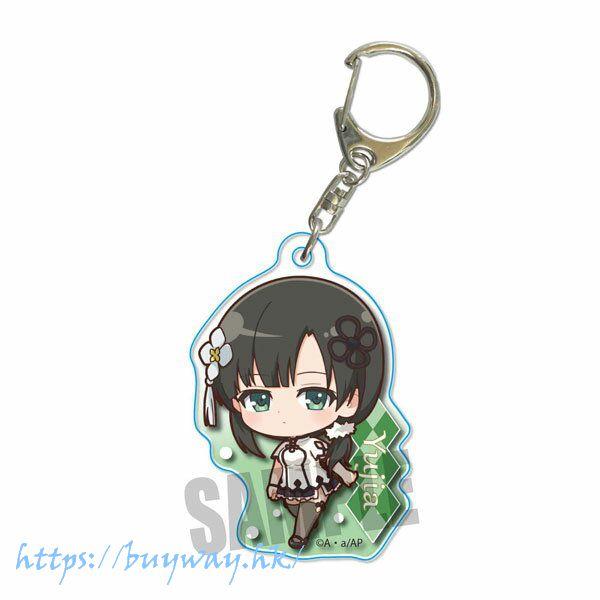 Assault Lily 「王雨嘉」走著 亞克力匙扣 Tekutoko Acrylic Key Chain Yujia Wang【Assault Lily】