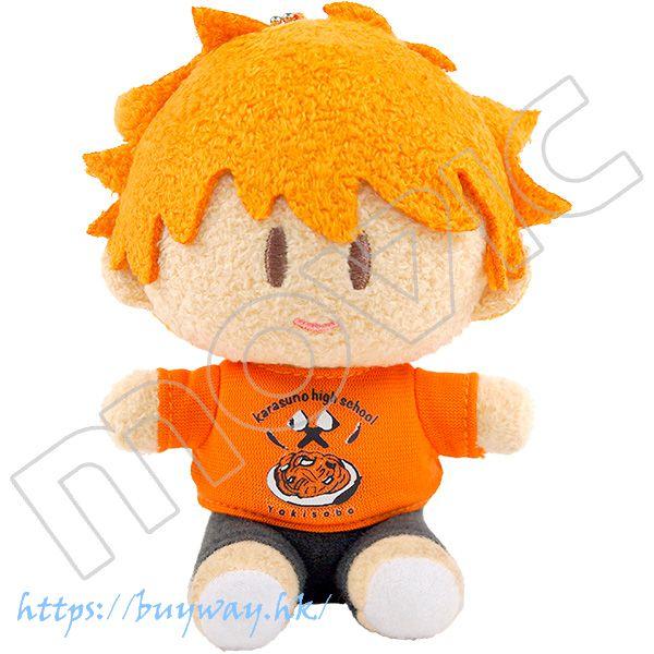 排球少年!! 「日向翔陽」Mini 毛絨公仔 Yorinui Plush Mini Hinata Shoyo【Haikyu!!】