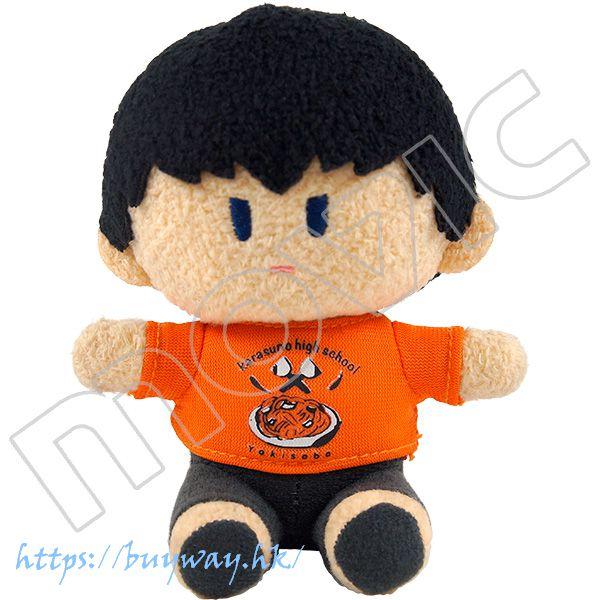 排球少年!! 「影山飛雄」Mini 毛絨公仔 Yorinui Plush Mini Kageyama Tobio【Haikyu!!】