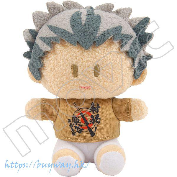 排球少年!! 「木兔光太郎」Mini 毛絨公仔 Yorinui Plush Mini Bokuto Koutaro【Haikyu!!】