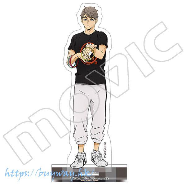 排球少年!! 「宮治」文化祭 Ver. 亞克力企牌 Acrylic Stand School Festival Miya Osamu【Haikyu!!】