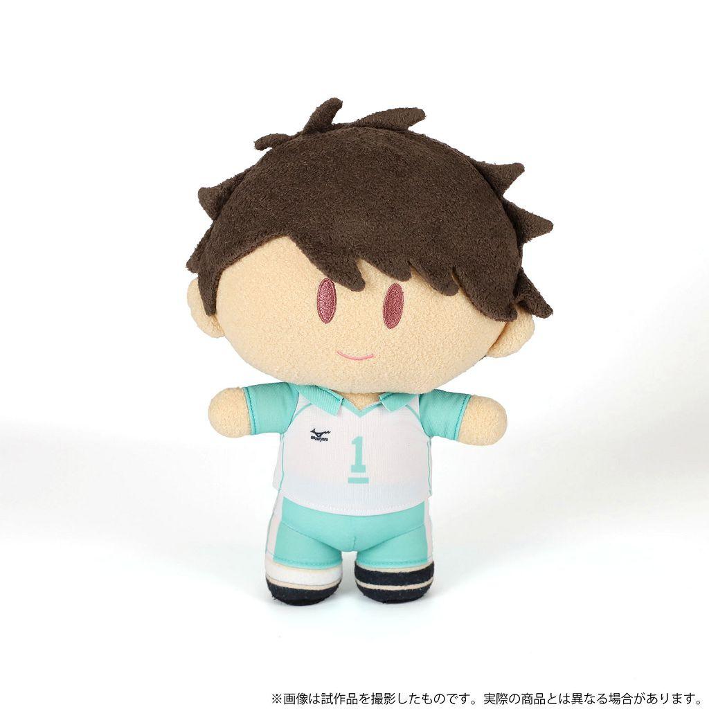 排球少年!! 「及川徹」毛絨站立公仔 Yorinui Plush Vol. 2 Oikawa Toru【Haikyu!!】