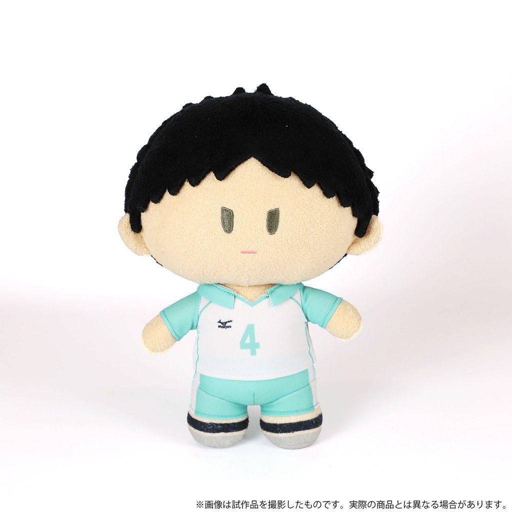 排球少年!! 「岩泉一」毛絨站立公仔 Yorinui Plush Vol. 2 Iwaizumi Hajime【Haikyu!!】
