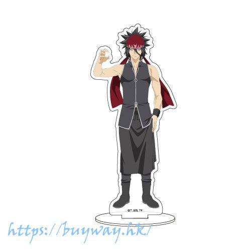 食戟之靈 「黑木場遼」廚師服 亞克力企牌 Chara Acrylic Figure 06 Kurokiba Ryo【Food Wars: Shokugeki no Soma】
