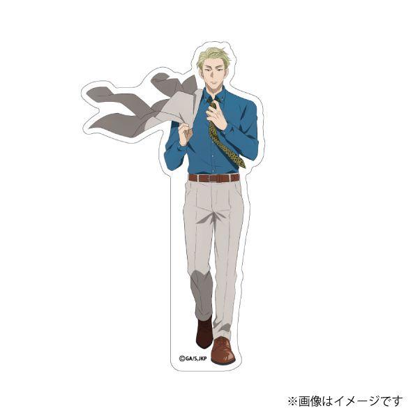 咒術迴戰 「七海建人」~立ち向かえ!!~ 貼紙 Jujutsu PLAZA Sticker Nanami Kento【Jujutsu Kaisen】