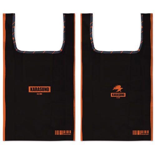 排球少年!! 「烏野高校」排球部 全彩購物袋 Karasuno High School Volleyball Club Full Color Eco Bag【Haikyu!!】