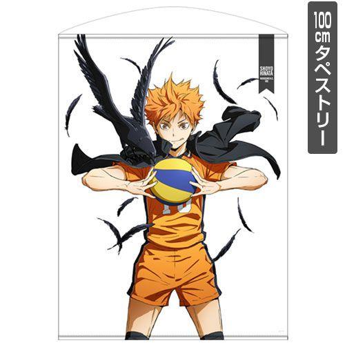 排球少年!! 「日向翔陽」Ver.2.0 100cm 掛布 Shoyo Hinata 100cm Wall Scroll Ver.2.0【Haikyu!!】