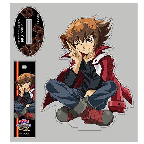 遊戲王 「遊城十代」Relax Ver. 亞克力企牌 Yu-Gi-Oh! GX Jaden Yuki Acrylic Stand Relax Ver.【Yu-Gi-Oh!】