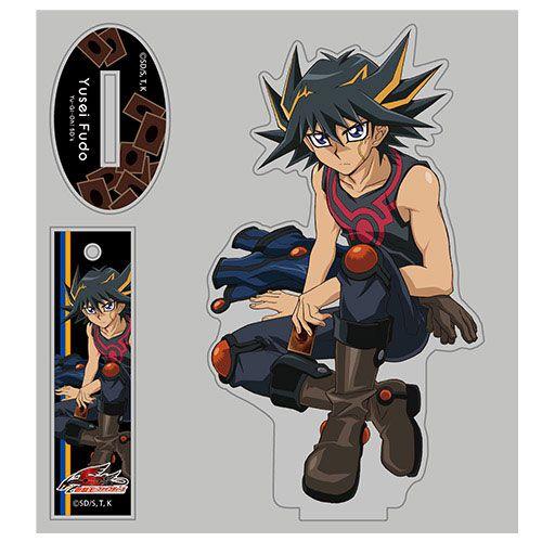 遊戲王 「不動遊星」Relax Ver. 亞克力企牌 Yusei Fudo Acrylic Stand Relax Ver.【Yu-Gi-Oh!】