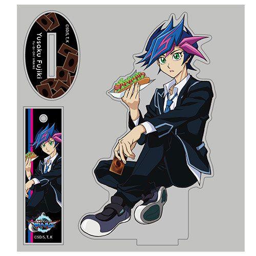 遊戲王 「藤木遊作」Relax Ver. 亞克力企牌 Yusaku Fujiki Acrylic Stand Relax Ver.【Yu-Gi-Oh!】