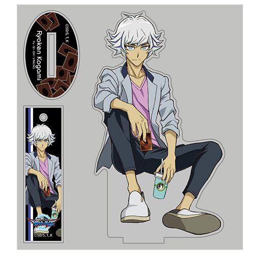 遊戲王 「鴻上了見」Relax Ver. 亞克力企牌 Ryoken Kogami Acrylic Stand Relax Ver.【Yu-Gi-Oh!】