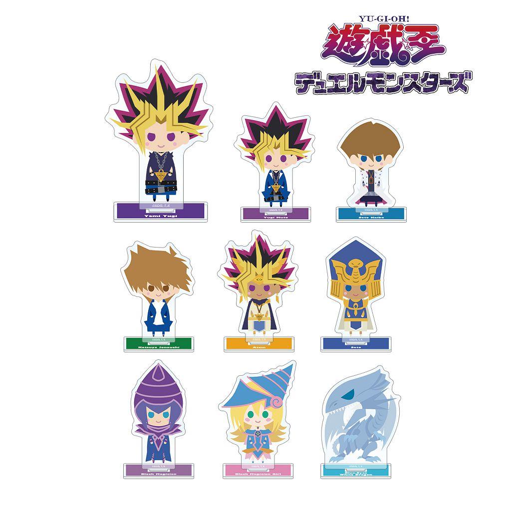 遊戲王 NordiQ 亞克力企牌 (9 個入) NordiQ Acrylic Stand (9 Pieces)【Yu-Gi-Oh!】