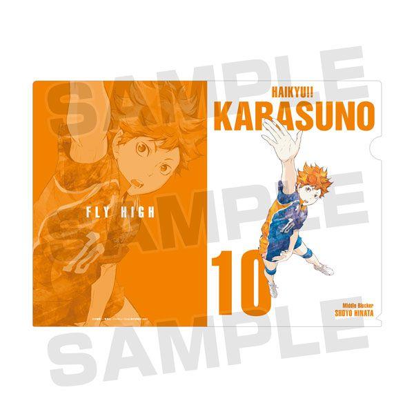 排球少年!! 「日向翔陽」Ani-Art A4 文件套 Vol.3 Shoyo Hinata Ani-Art Clear File vol.3【Haikyu!!】