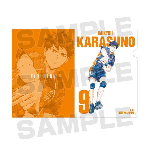 排球少年!! 「影山飛雄」Ani-Art A4 文件套 Vol.3 Tobio Kageyama Ani-Art Clear File vol.3【Haikyu!!】