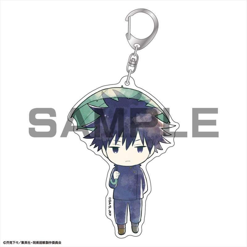咒術迴戰 「伏黑惠」雨傘 Ver. 亞克力匙扣 Kasakko Acrylic Key Chain Fushiguro Megumi【Jujutsu Kaisen】
