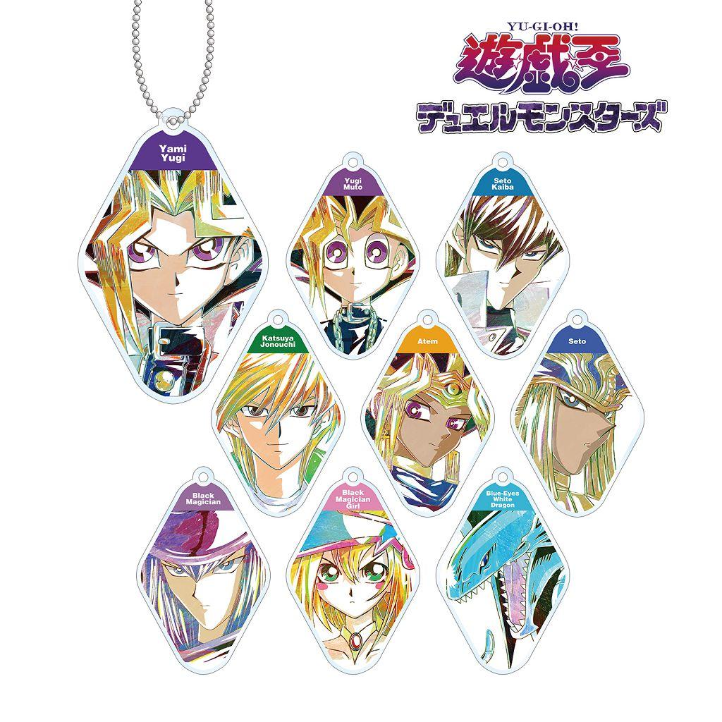 遊戲王 Ani-Art 亞克力匙扣 (9 個入) Ani-Art Acrylic Key Chain (9 Pieces)【Yu-Gi-Oh!】