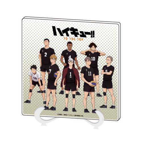 排球少年!! 「稻荷崎高校」亞克力板 Acrylic Art Board 03 Inarizaki【Haikyu!!】