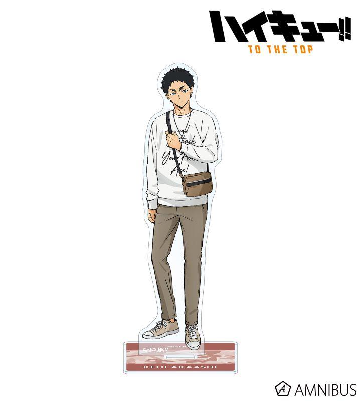 排球少年!! 「赤葦京治」東武動物園 亞克力企牌 Acrylic Stand Tobu Zoo Ver. Keiji Akaashi【Haikyu!!】