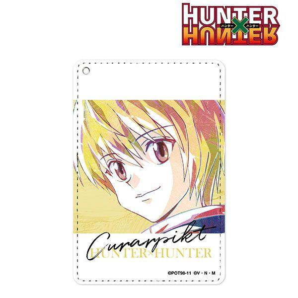 全職獵人 「古拿比加」Ani-Art 證件套 Kurapika Ani-Art 1-Pocket Pass Case【Hunter × Hunter】