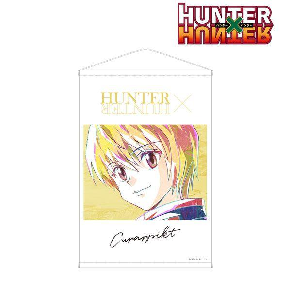 全職獵人 「古拿比加」Ani-Art B2 掛布 Kurapika Ani-Art Wall Scroll【Hunter × Hunter】