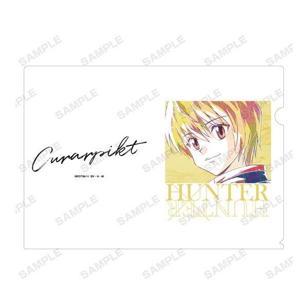 全職獵人 「古拿比加」Ani-Art 文件套 Kurapika Ani-Art Clear File【Hunter × Hunter】