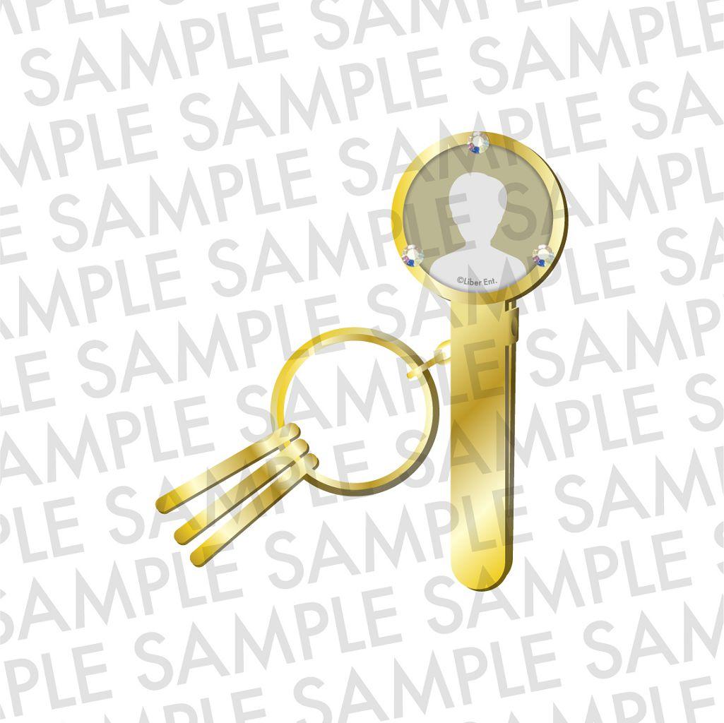 A3! 「古市左京」夾子匙扣 Clip Key Charm AUTUMN Furuichi Sakyo【A3!】