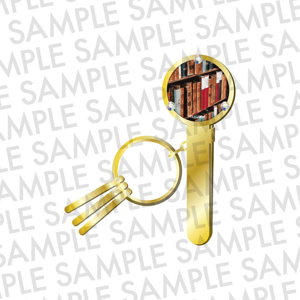 A3! 「有栖川誉」夾子匙扣 Clip Key Charm WINTER Arisugawa Homare【A3!】