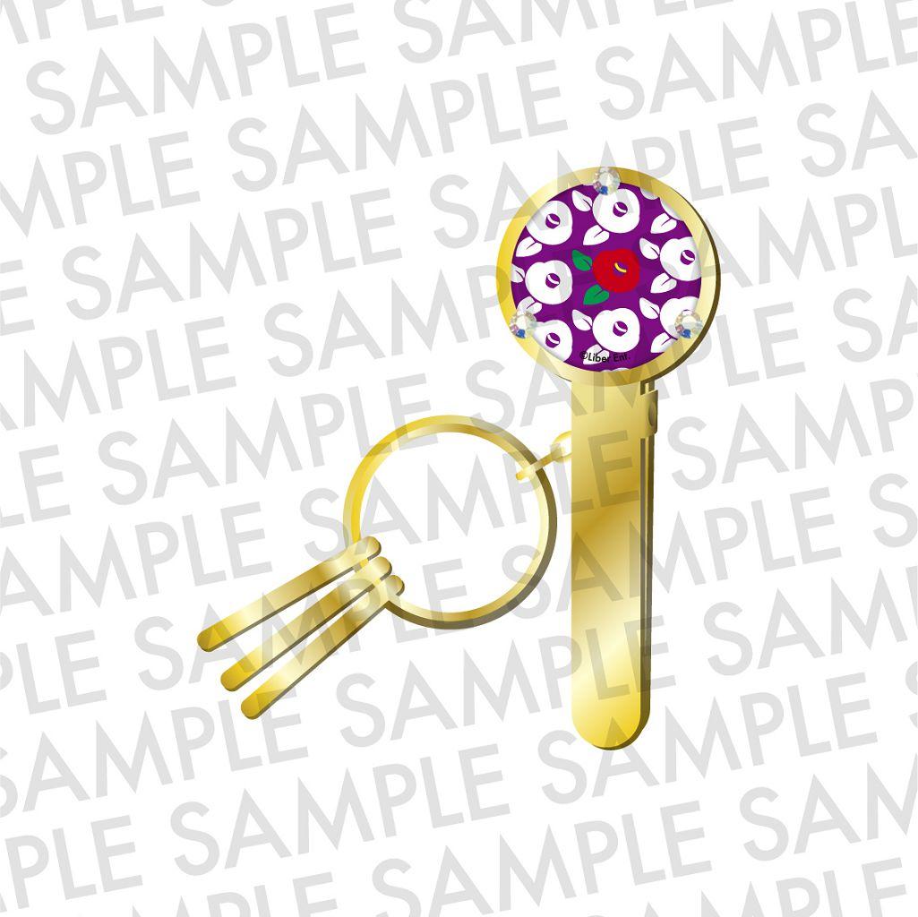 A3! 「雪白東」夾子匙扣 Clip Key Charm WINTER Yukishiro Azuma【A3!】