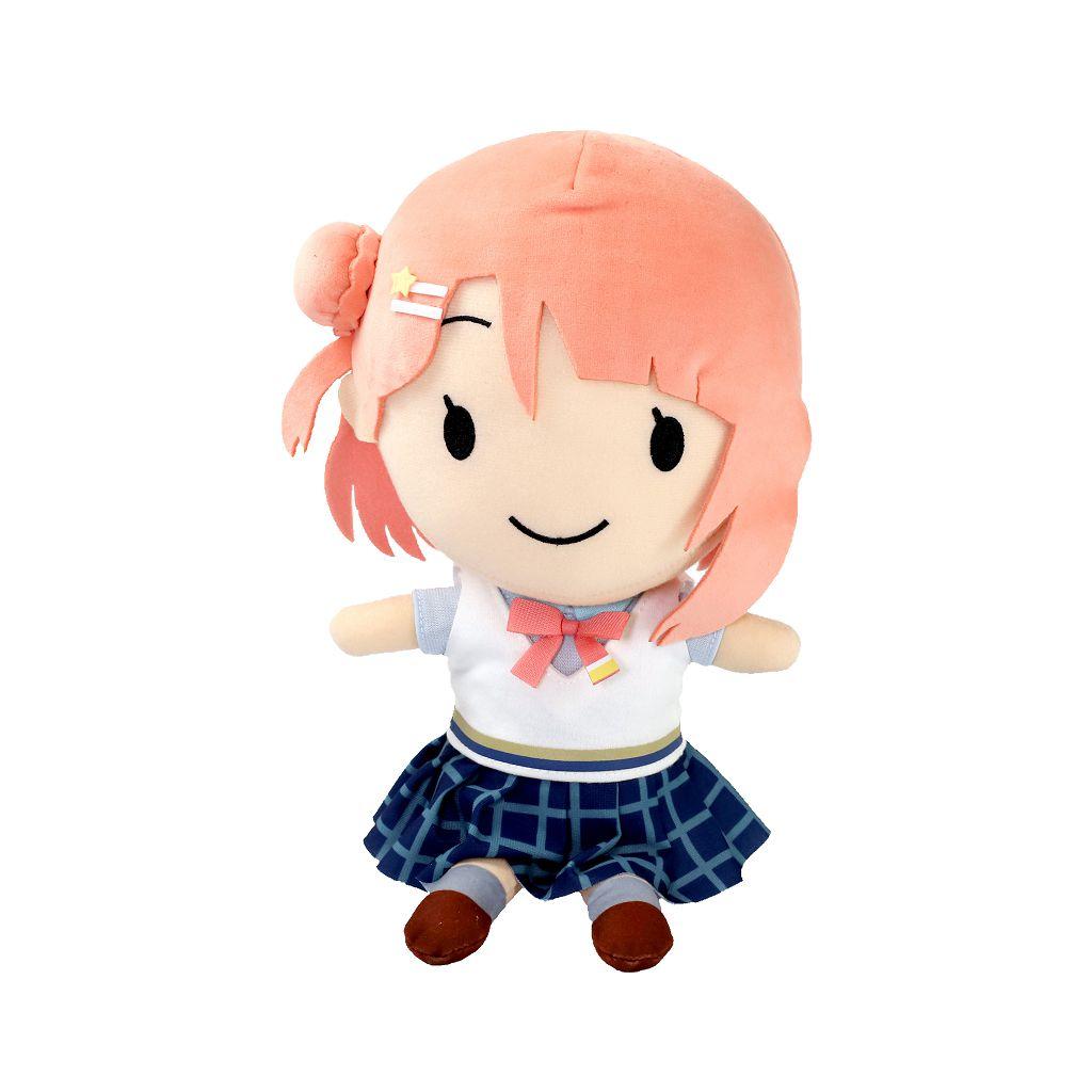 LoveLive! 虹咲學園校園偶像同好會 「上原歩夢」毛公仔 Plush Uehara Ayumu【Love Live! Nijigasaki Academy School Idol Club】