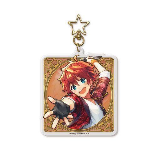 合奏明星 「明星昴流」匙扣 最終休止符 -無止境的螺旋物語- 系列 Last Period Key Chain 02: Subaru Akehoshi【Ensemble Stars!】