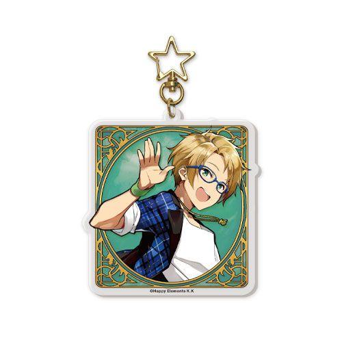 合奏明星 「遊木真」匙扣 最終休止符 -無止境的螺旋物語- 系列 Last Period Key Chain 03: Makoto Yuuki【Ensemble Stars!】