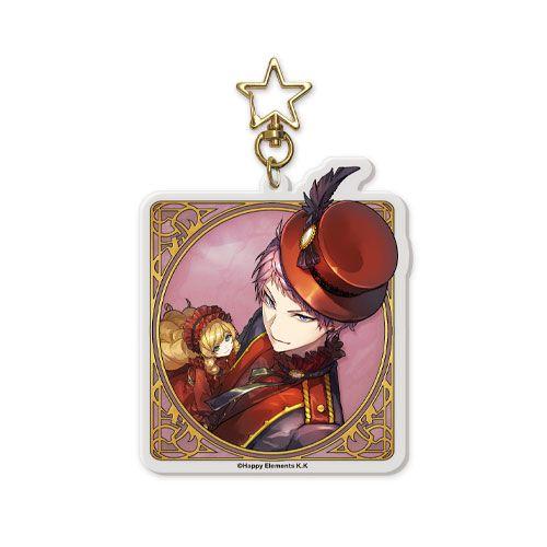 合奏明星 「齋宮宗」匙扣 最終休止符 -無止境的螺旋物語- 系列 Last Period Key Chain 15: Shu Itsuki【Ensemble Stars!】