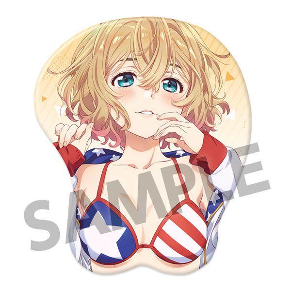 出租女友 「七海麻美」立體滑鼠墊 3D Mouse Pad Mami Nanami【Rent-A-Girlfriend】