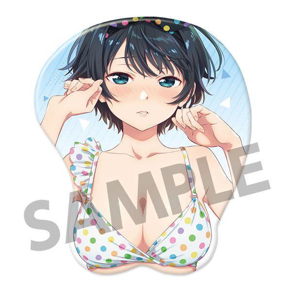 出租女友 「更科瑠夏」立體滑鼠墊 3D Mouse Pad Ruka Sarashina【Rent-A-Girlfriend】