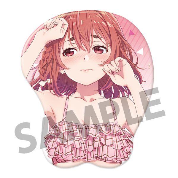 出租女友 「櫻澤墨」立體滑鼠墊 3D Mouse Pad Sumi Sakurasawa【Rent-A-Girlfriend】