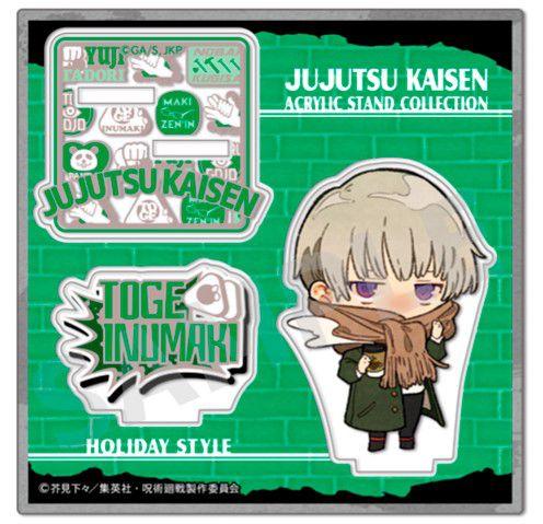 咒術迴戰 「狗卷棘」休日 Ver. 亞克力企牌 Acrylic Stand Inumaki Toge Holiday Ver.【Jujutsu Kaisen】