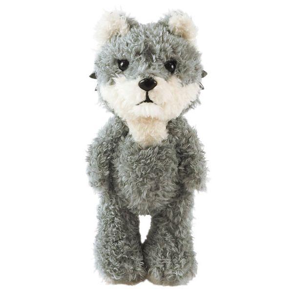 周邊配件 換裝公仔 灰狼 Kumamate Plush Mascot Okamimate【Boutique Accessories】