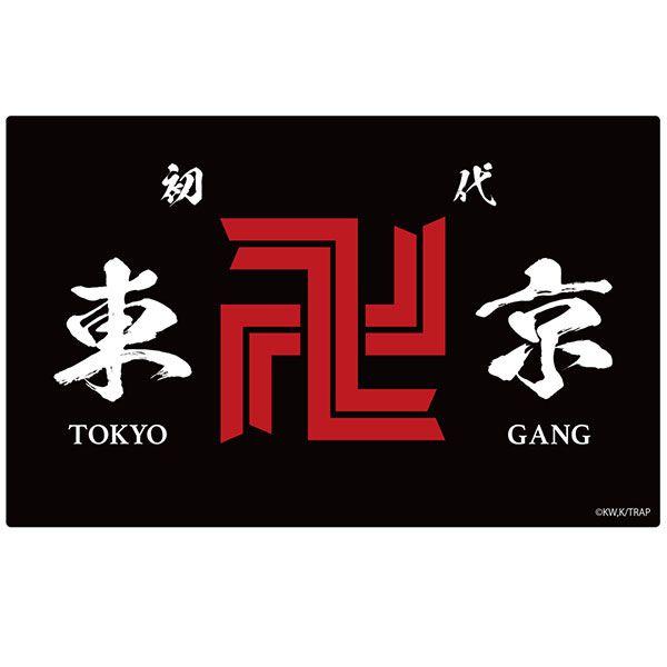 東京復仇者 「東京卍會」防水貼紙 TV Anime Tokyo Manji Gang Waterproof Sticker【Tokyo Revengers】