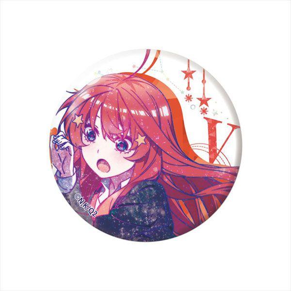 五等分的新娘 「中野五月」銀河系列 B 款 徽章 Galaxy Series Can Badge Itsuki Nakano B【The Quintessential Quintuplets】