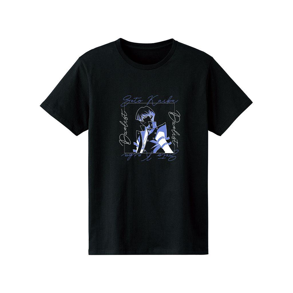 遊戲王 (中碼)「海馬瀨人」女裝 T-Shirt Kaiba Seto T-Shirt (Ladies M Size)【Yu-Gi-Oh!】