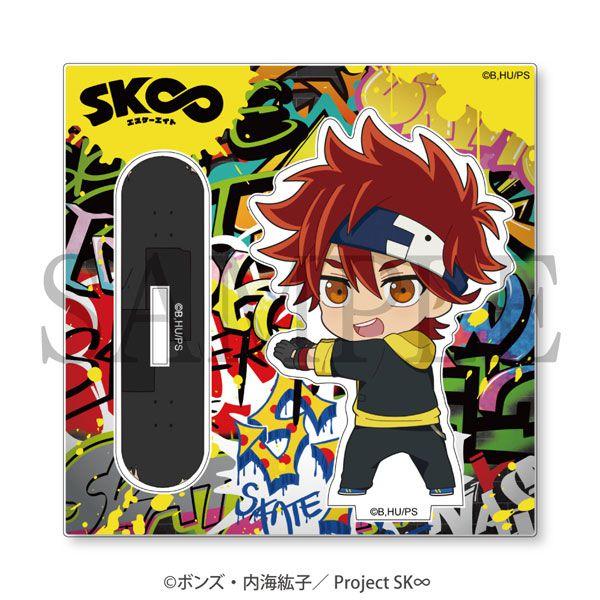 SK∞ 「曆」騎滑板 亞克力企牌 Oshioshi Acrylic Stand Reki【SK8 the Infinity】