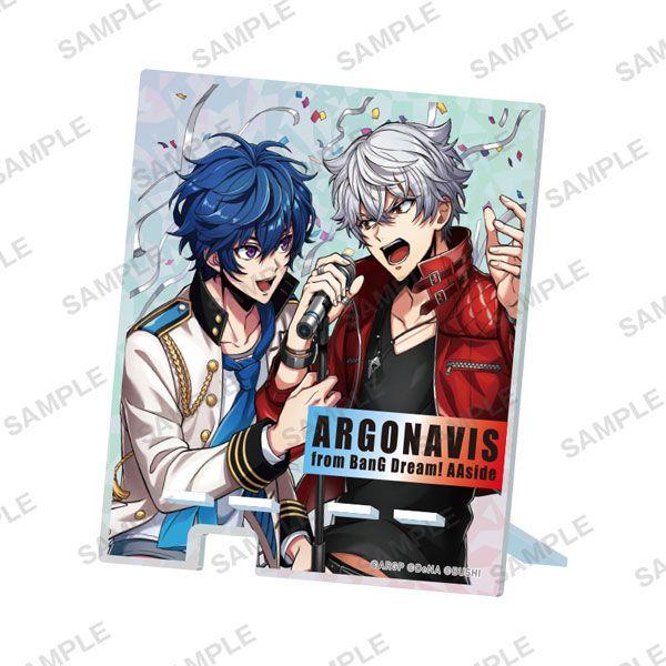 ARGONAVIS from BanG Dream! 「七星蓮 + 旭那由多」Duo ver. 亞克力電話座 AAside Hologram Acrylic Mobile Stand Duo ver.【ARGONAVIS from BanG Dream!】