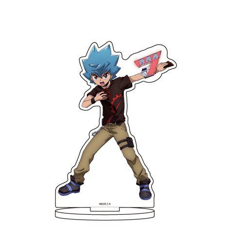 遊戲王 「上城龍久」亞克力企牌 Chara Acrylic Figure 02 Luke【Yu-Gi-Oh!】