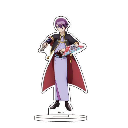 遊戲王 「蒼月學人」亞克力企牌 Chara Acrylic Figure 03 Sogetsu Gakuto【Yu-Gi-Oh!】